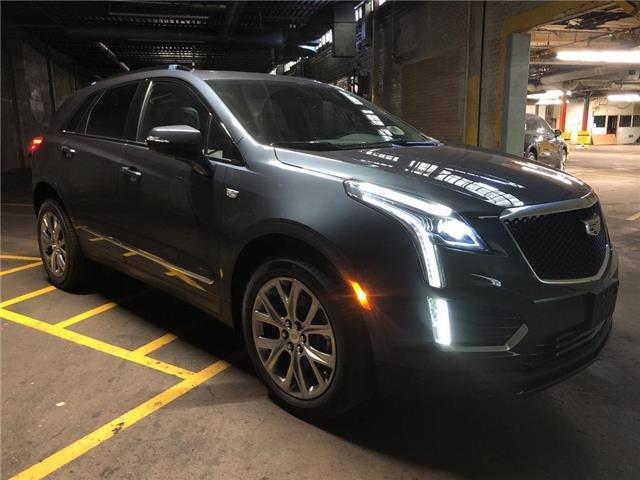 2021 Cadillac XT5 Sport (Stk: 219303) in Waterloo - Image 1 of 20