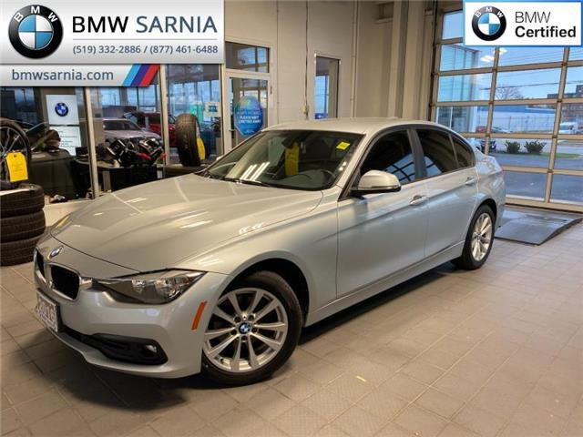 2016 BMW 320i xDrive (Stk: BU792) in Sarnia - Image 1 of 10