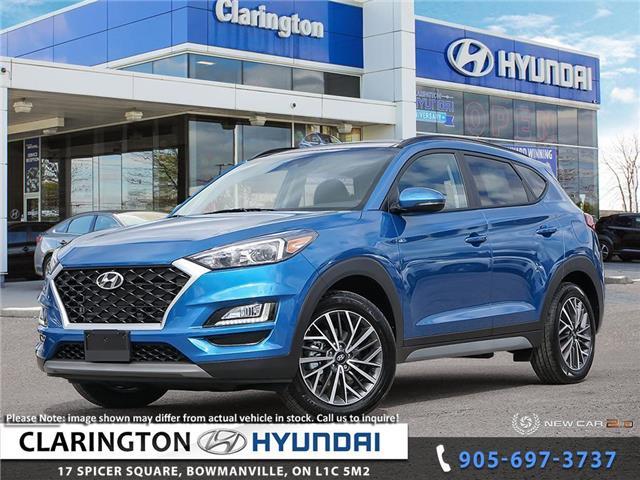 2021 Hyundai Tucson Luxury (Stk: 20773) in Clarington - Image 1 of 24