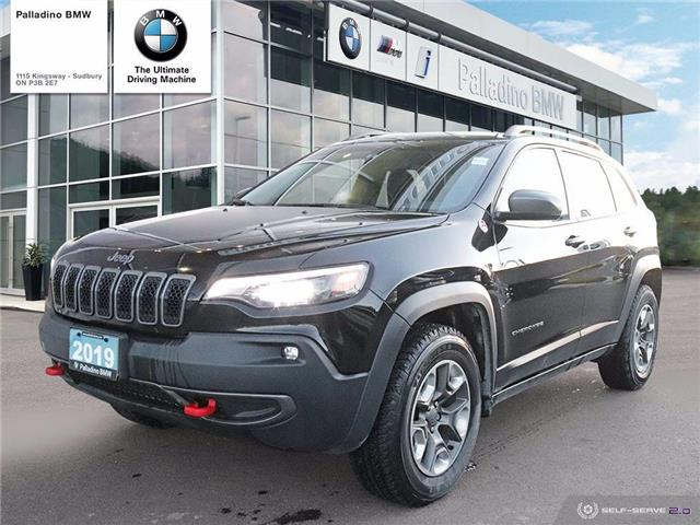 2019 Jeep Cherokee Trailhawk (Stk: BC0016) in Sudbury - Image 1 of 26