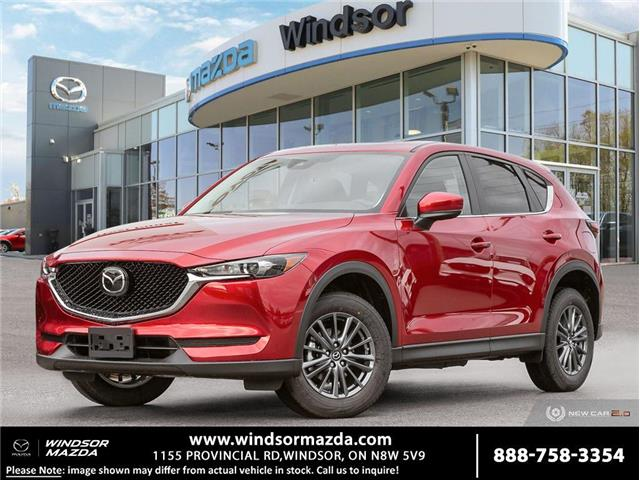 2021 Mazda CX-5 GS (Stk: C50428) in Windsor - Image 1 of 23