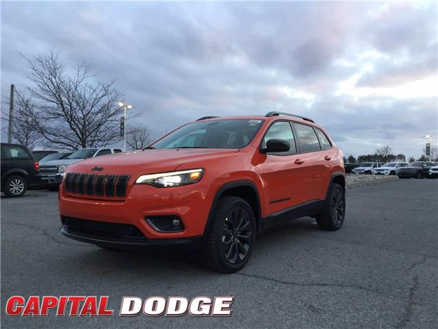 2021 Jeep Cherokee North (Stk: M00096) in Kanata - Image 1 of 23
