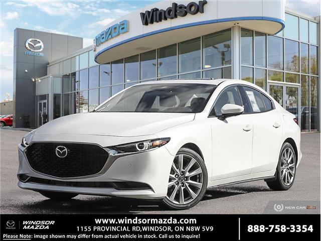 2021 Mazda Mazda3 GT w/Turbo (Stk: M38724) in Windsor - Image 1 of 23