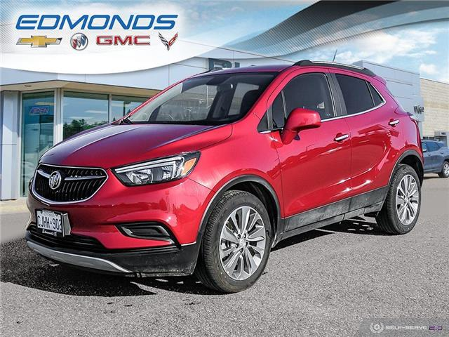 2020 Buick Encore Preferred (Stk: 0732) in Huntsville - Image 1 of 27