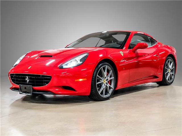 2012 Ferrari California Base (Stk: U4563) in Vaughan - Image 1 of 30