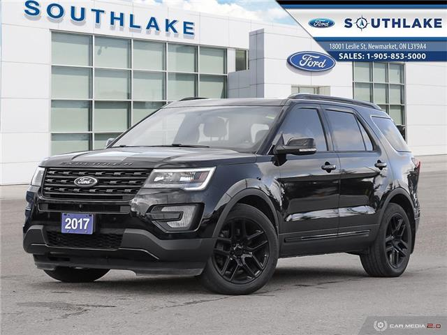 2017 Ford Explorer Sport (Stk: 30311A) in Newmarket - Image 1 of 26
