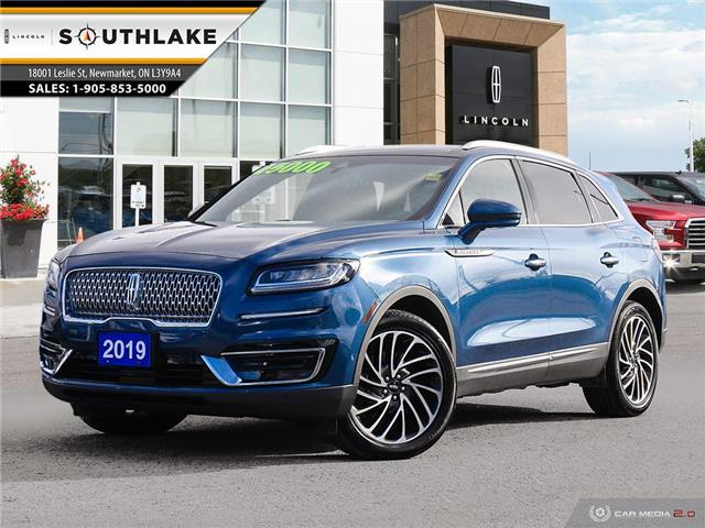 2019 Lincoln Nautilus Reserve (Stk: P51477) in Newmarket - Image 1 of 27