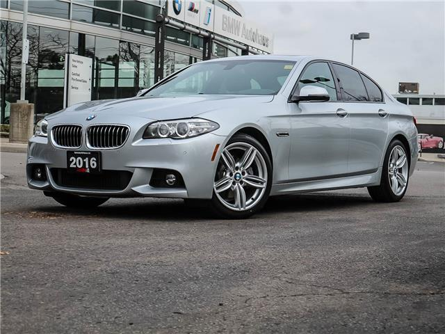 2016 BMW 528i xDrive (Stk: P9783) in Thornhill - Image 1 of 29