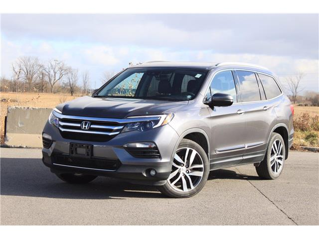 2017 Honda Pilot Touring (Stk: 210031A) in Orléans - Image 1 of 22