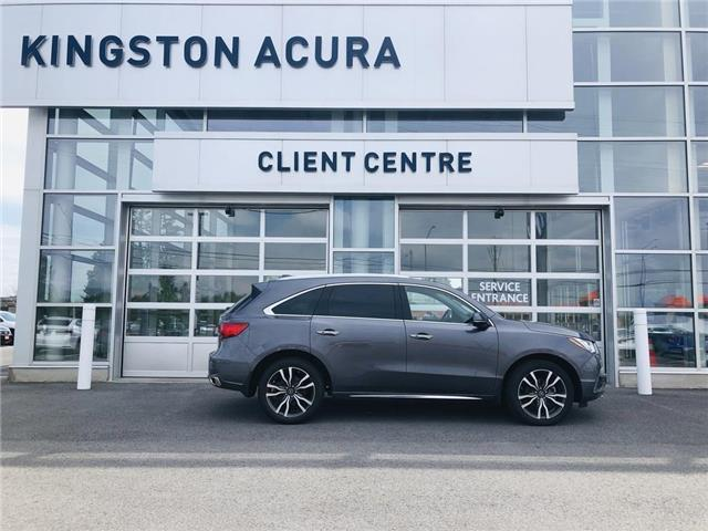 2020 Acura MDX Elite (Stk: J040) in Kingston - Image 1 of 11