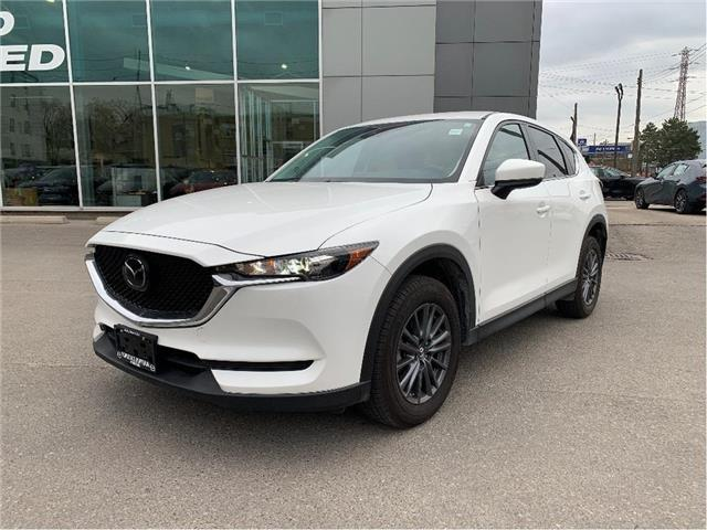 2020 Mazda CX-5 GS (Stk: D-20041) in Toronto - Image 1 of 21