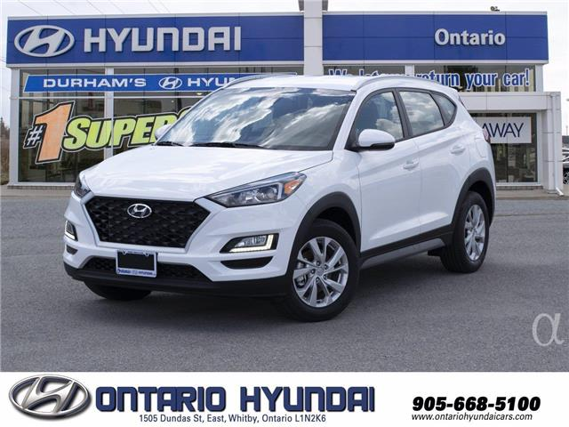 2021 Hyundai Tucson Preferred w/Sun & Leather Package (Stk: 361625) in Whitby - Image 1 of 19