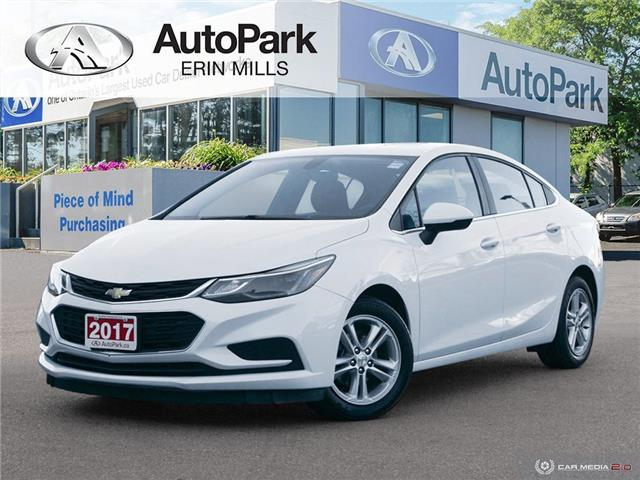 2017 Chevrolet Cruze LT Auto (Stk: 504837AP) in Mississauga - Image 1 of 27