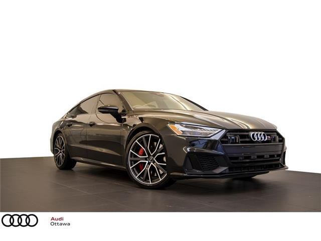 2020 Audi S7 2.9T (Stk: 53742A) in Ottawa - Image 1 of 22