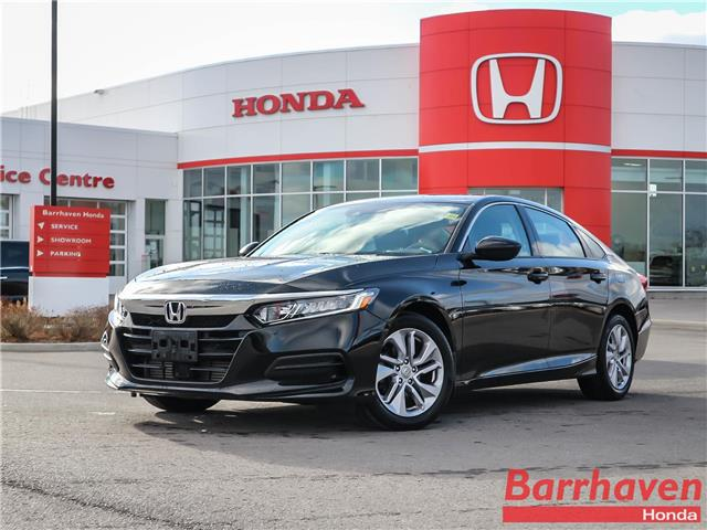 2018 Honda Accord LX (Stk: B0755) in Ottawa - Image 1 of 10