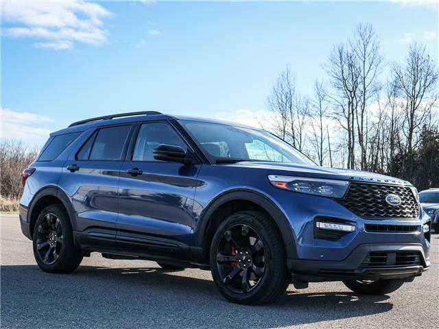 2020 Ford Explorer ST (Stk: A6147) in Smiths Falls - Image 1 of 29