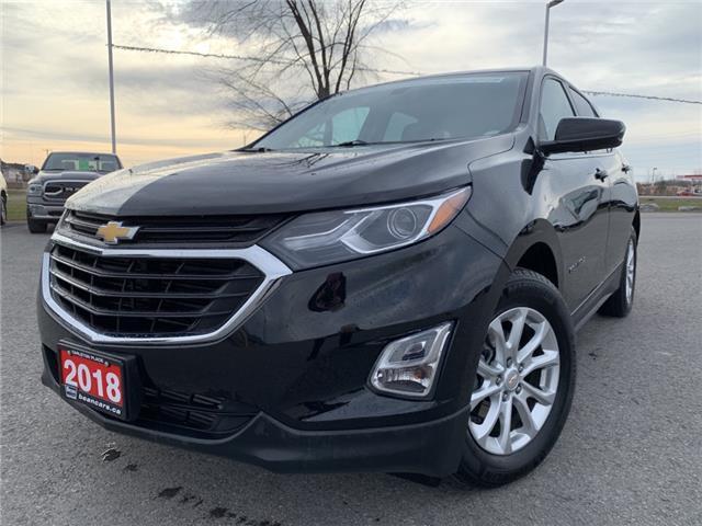 2018 Chevrolet Equinox LT (Stk: 84062) in Carleton Place - Image 1 of 9