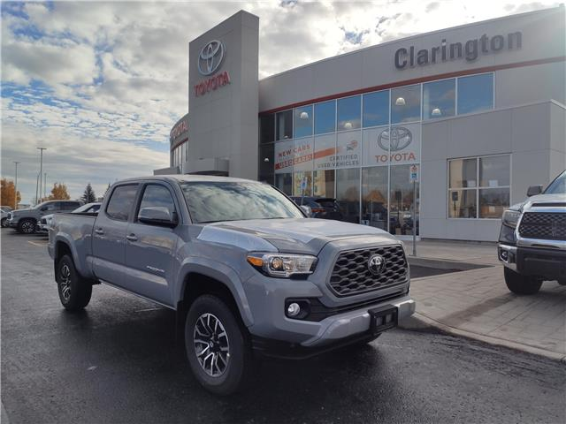 2021 Toyota Tacoma Base (Stk: 21172) in Bowmanville - Image 1 of 7