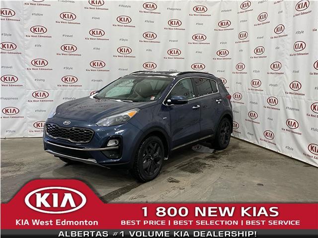 2021 Kia Sportage EX Premium S (Stk: 22670) in Edmonton - Image 1 of 25