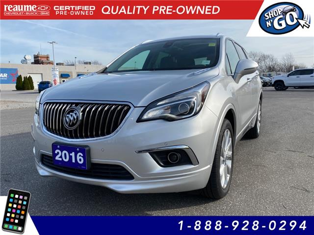 2016 Buick Envision Premium I LRBFXESX5GD011008 P-4426 in LaSalle