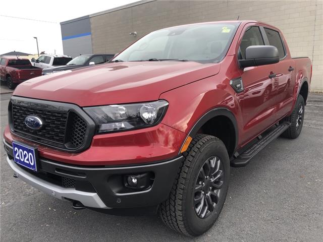 2020 Ford Ranger XLT (Stk: 20398) in Cornwall - Image 1 of 12