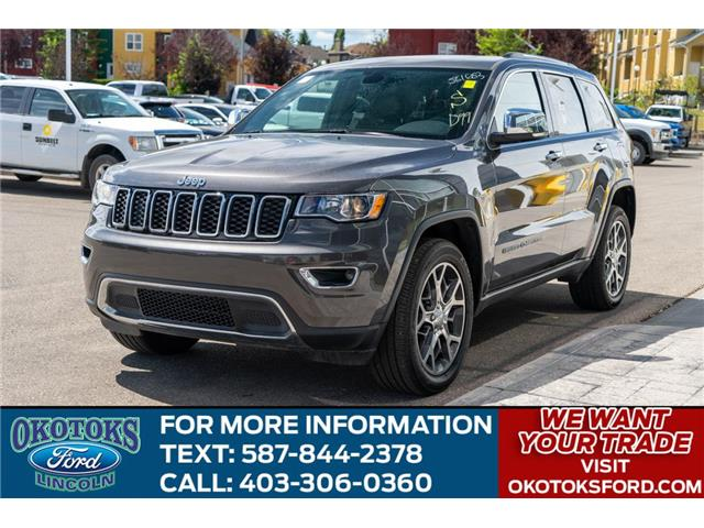 2019 Jeep Grand Cherokee Limited (Stk: B81691) in Okotoks - Image 1 of 26