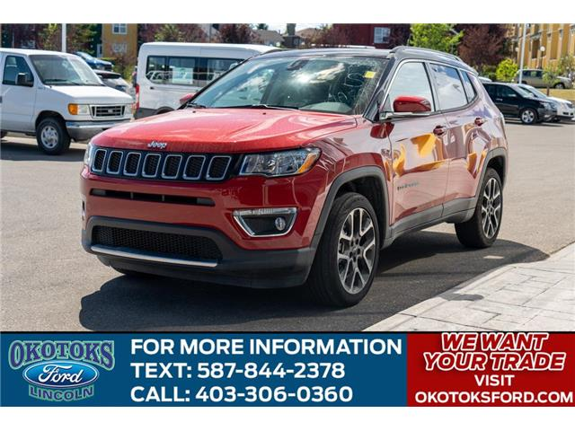 2019 Jeep Compass Limited (Stk: B81698) in Okotoks - Image 1 of 26