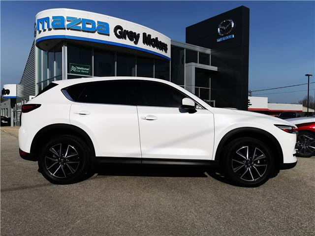 2018 Mazda CX-5 GT (Stk: 21006A) in Owen Sound - Image 1 of 22