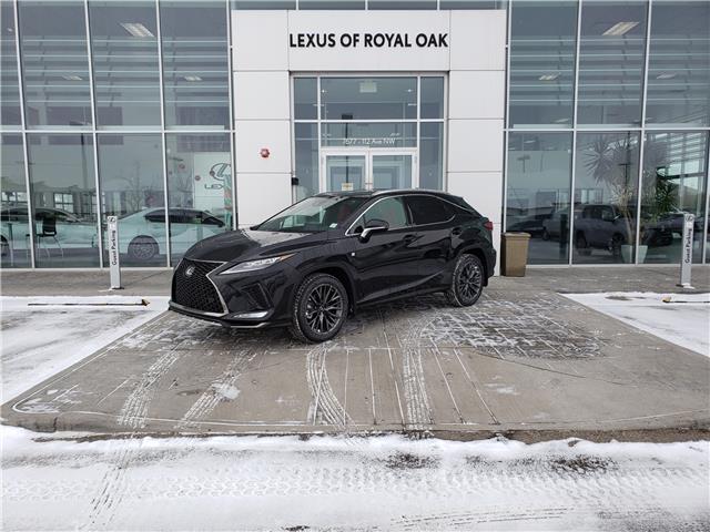 2021 Lexus RX 350 Base (Stk: L21105) in Calgary - Image 1 of 13
