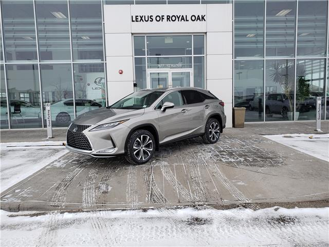 2021 Lexus RX 350 Base (Stk: L21099) in Calgary - Image 1 of 13