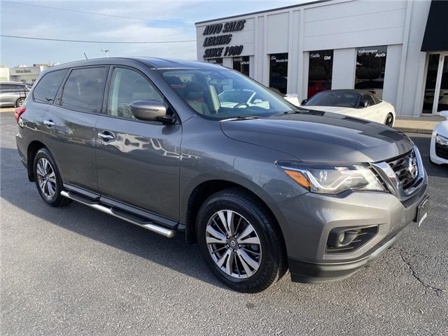 2018 Nissan Pathfinder S (Stk: 389-39) in Oakville - Image 1 of 15