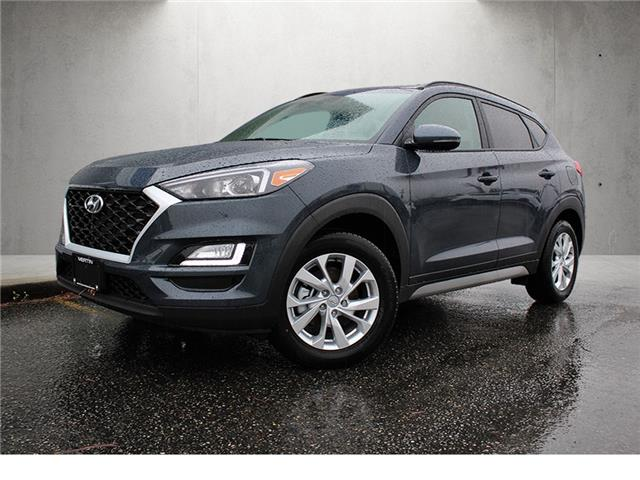 2021 Hyundai Tucson Preferred (Stk: HB6-5307) in Chilliwack - Image 1 of 9