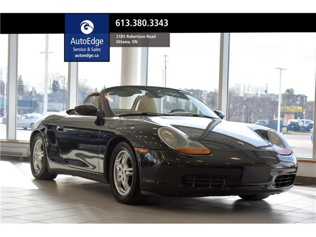 1999 Porsche Boxster Base (Stk: A0421) in Ottawa - Image 1 of 16