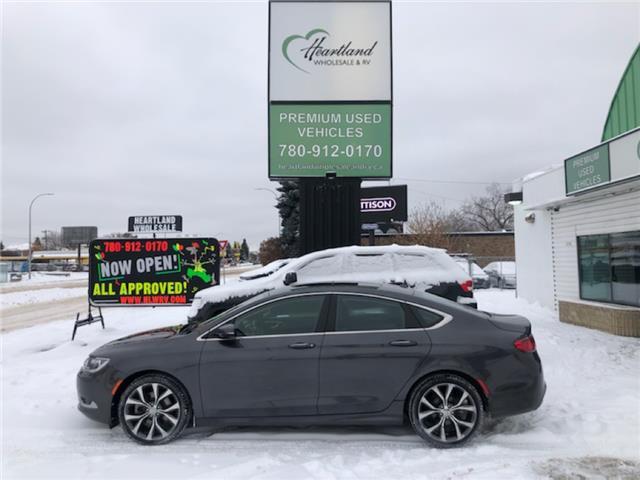 2016 Chrysler 200 C (Stk: HW1035) in Fort Saskatchewan - Image 1 of 27