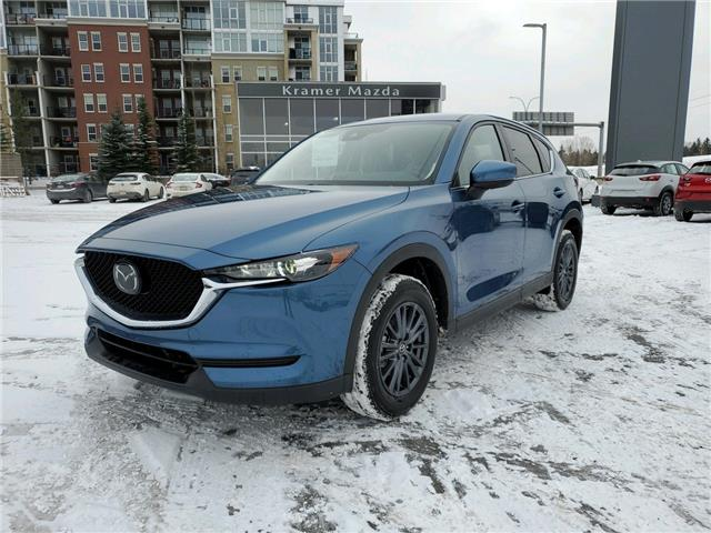 2021 Mazda CX-5 GS (Stk: N6079) in Calgary - Image 1 of 4