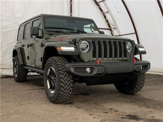 2021 Jeep Wrangler Unlimited Rubicon (Stk: 210057) in Ottawa - Image 1 of 30