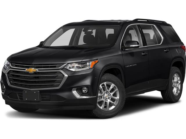 2021 Chevrolet Traverse LT Cloth (Stk: 21R005) in Whitby - Image 1 of 1