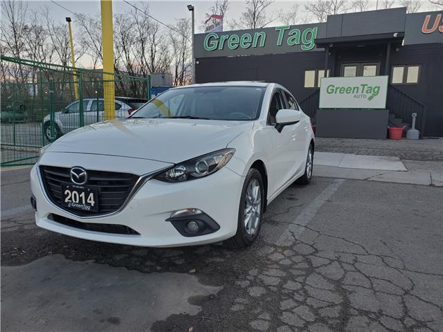 2014 Mazda Mazda3 GS-SKY (Stk: 5534) in Mississauga - Image 1 of 29