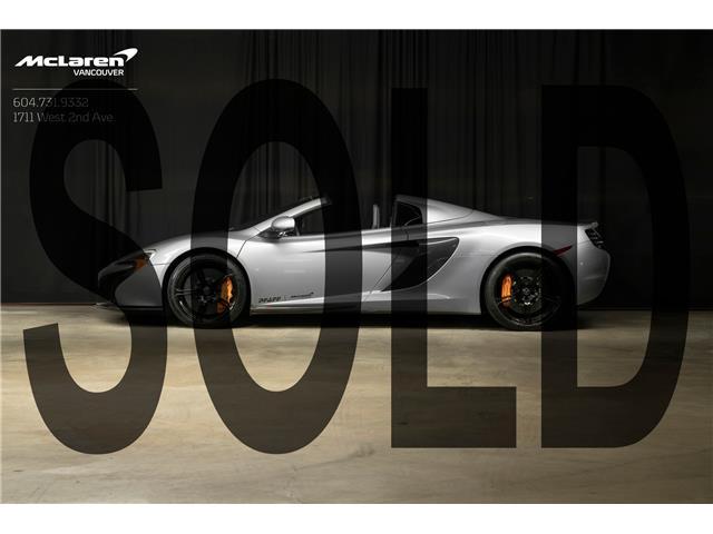 2015 McLaren 650S  (Stk: PL482865) in Vancouver - Image 1 of 21