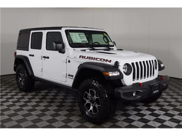 2021 Jeep Wrangler Unlimited Rubicon (Stk: 21-50) in Huntsville - Image 1 of 32