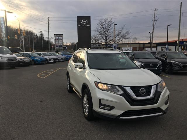 2019 Nissan Rogue SV (Stk: X1510) in Ottawa - Image 1 of 20