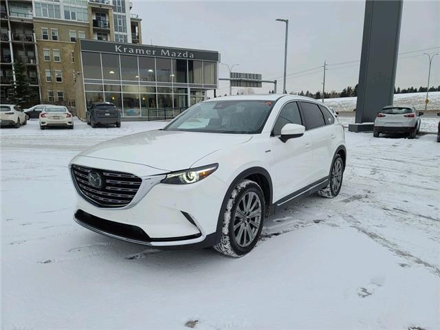 2021 Mazda CX-9 100th Anniversary Edition (Stk: N6168) in Calgary - Image 1 of 4