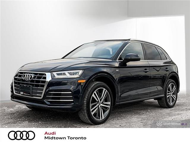2018 Audi Q5 2.0T Technik (Stk: P8496) in Toronto - Image 1 of 25