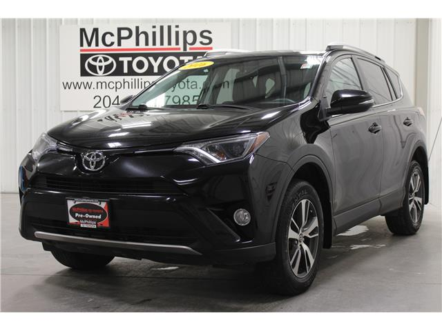 2016 Toyota RAV4 XLE (Stk: E10013) in Winnipeg - Image 1 of 24
