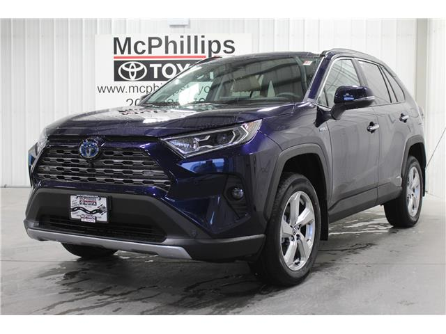 2021 Toyota RAV4 Hybrid Limited (Stk: W105449) in Winnipeg - Image 1 of 21