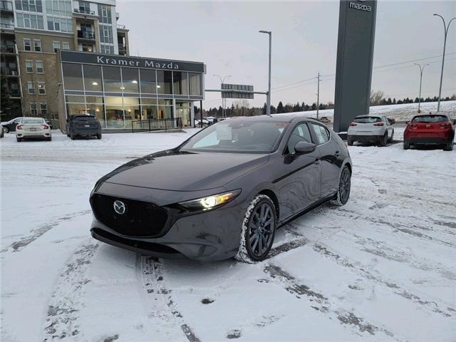 2021 Mazda Mazda3 Sport GT (Stk: N6125) in Calgary - Image 1 of 4