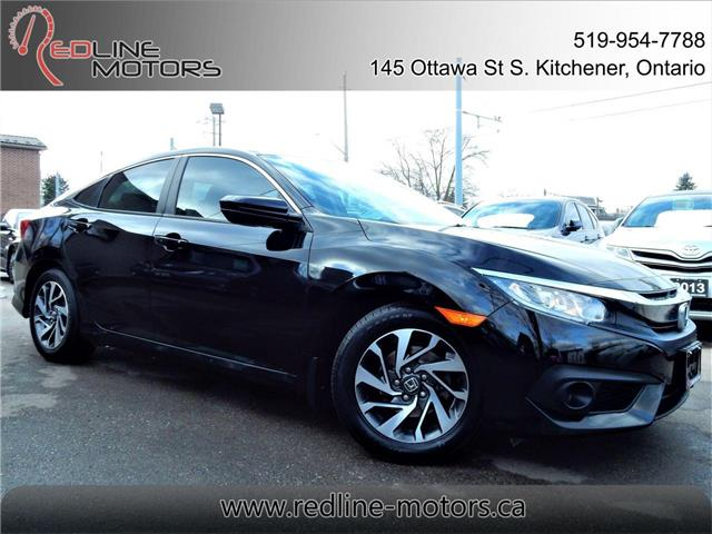 2018 Honda Civic SE (Stk: 2HGFC2) in Kitchener - Image 1 of 24