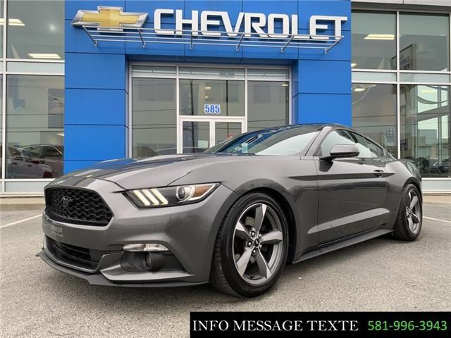 2017 Ford Mustang  (Stk: X8358) in Ste-Marie - Image 1 of 28