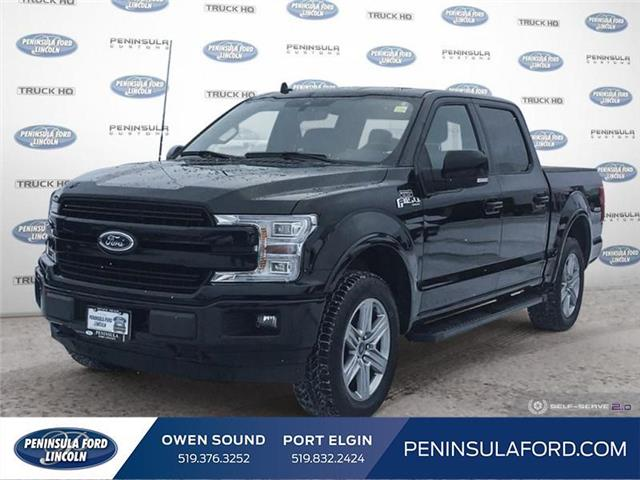 2019 Ford F-150 Lariat (Stk: 2147) in Owen Sound - Image 1 of 25