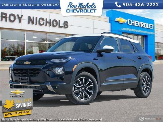 2021 Chevrolet TrailBlazer ACTIV (Stk: 72274) in Courtice - Image 1 of 23